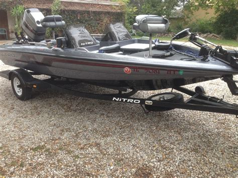bass tracker dc170 nitro boat for sale from usa - Bass Tracker Nitro Boats