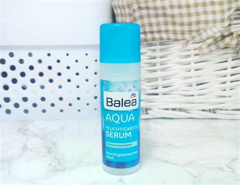 Serum Skin Aqua balea aqua feuchtigkeits serum talks