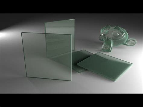 tutorial blender glass simple realistic acrylic glass shader in cycles youtube