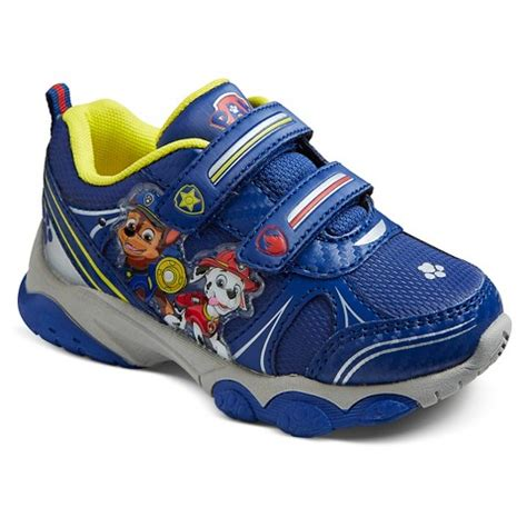 sneakers for toddlers paw patrol toddler boys sneakers blue target