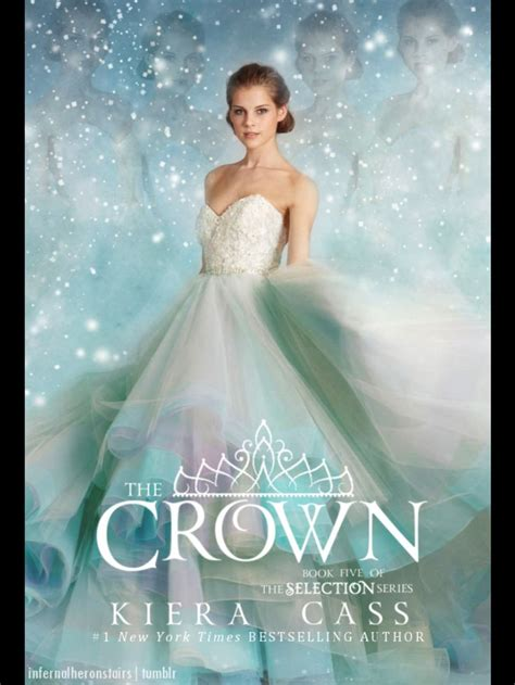 the and the crown books the crown book 5 of the selection coming out may 3rd 2016