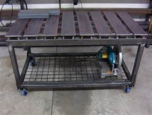 ultimate welding table shop hacks welding