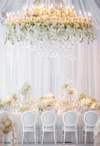 chandelier flowers 10 ways in which flowers make your wedding a memorable