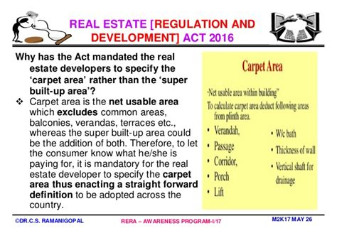 Mba In Real Estate And Construction Management In Canada by Mba In Real Estate Management Why Rera By Professor Dr C