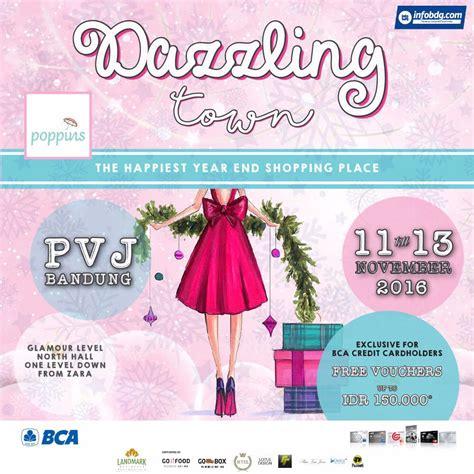 poppins dazzling town