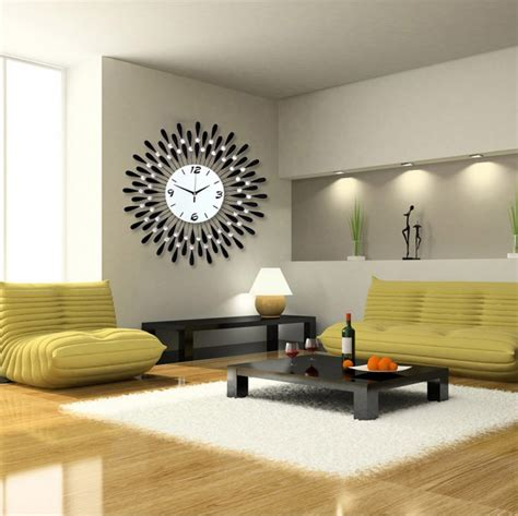 Why You Should Invest In Decorative Wall Clocks For Living Wall Clock In Living Room