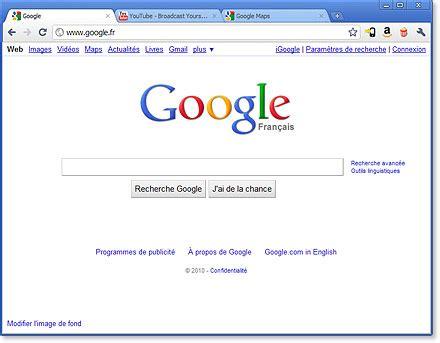 télécharger google chrome 2011 | explication logiciel gratuit