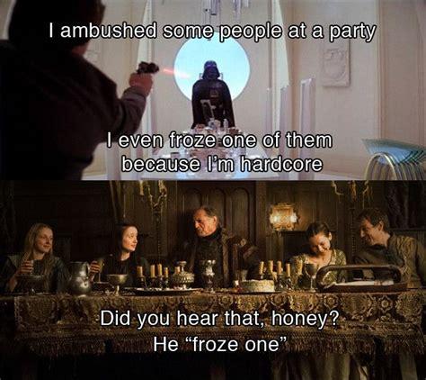 Star Wars Game Of Thrones Meme - 26 incredible game of thrones vs star wars memes memes