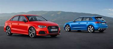 Audi Rs 3 2017 Audi Rs3 Review Caradvice