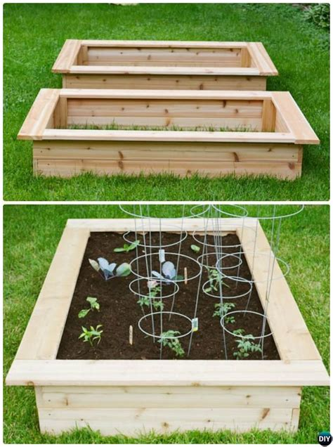 25 best box garden ideas on vegetable boxes