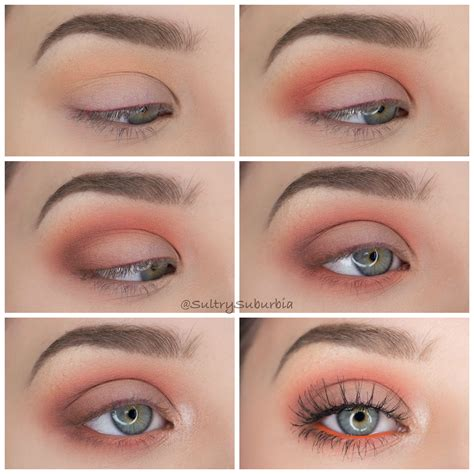 review tutorial lipstik 5 cool eye shadow ideas for a refreshing summer look