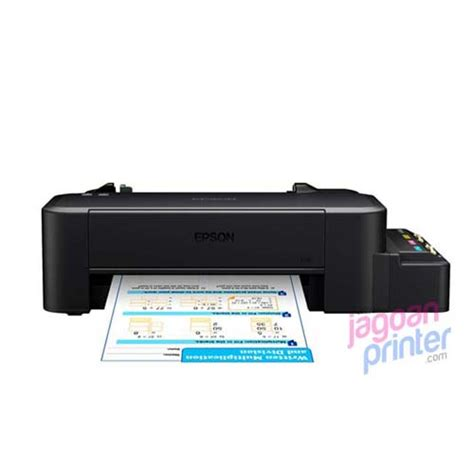 Printer Epson L120 Jogja jual printer epson l120 murah garansi jagoanprinter