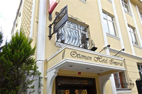Ottoman Hotel Imperial by
