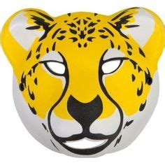 leopard mask template 1000 images about leopard on leopards tiger
