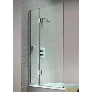 bath shower screen 8 bath decors mirabella frameless bath shower screen hugo oliver