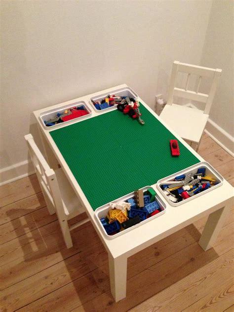 diy lego table design sofabord 4 legoplader 4 b 248 tter fra ikea ungernes helt eget lego bord fantastisk planer