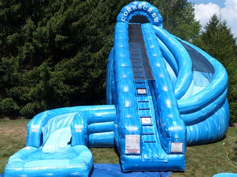 water slide bounce house for rent naperville water slide rental