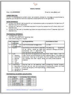 awesome  page resume sample  freshers career pinterest cv resume sample template