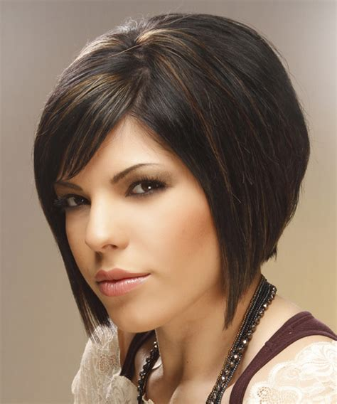 Channel Hair Cut | precision concave bob cut hairstyle channel women