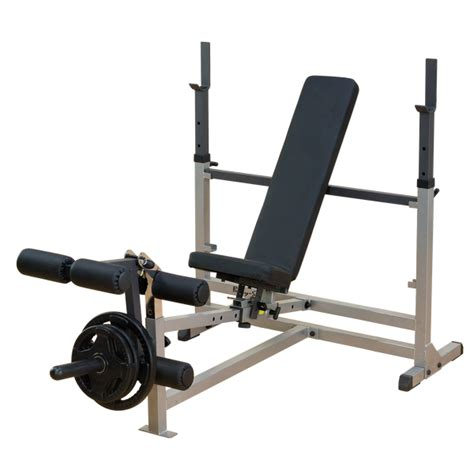 body solid combo bench body solid powercenter combo bench gdib46l fitness