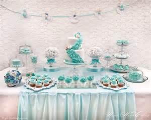 d9af33d21a2e9ac66024ac58cc644ffa tiffany blue and gold dessert table on birthday cake for sister pinterest