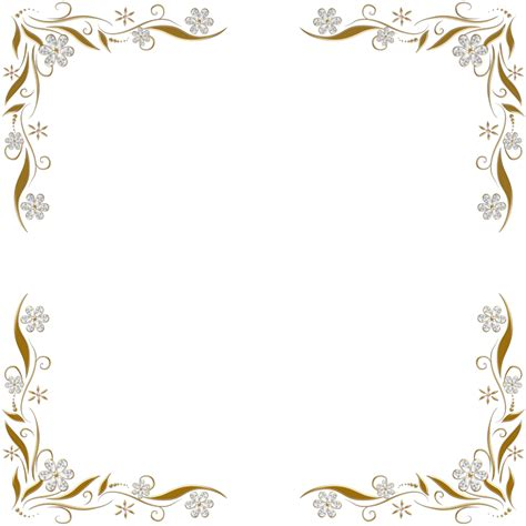 Gordenhordeng Shabby Gliter Emas 7 bellos bordes dorados para fotos gratis en png marcos gratis para fotograf 237 as