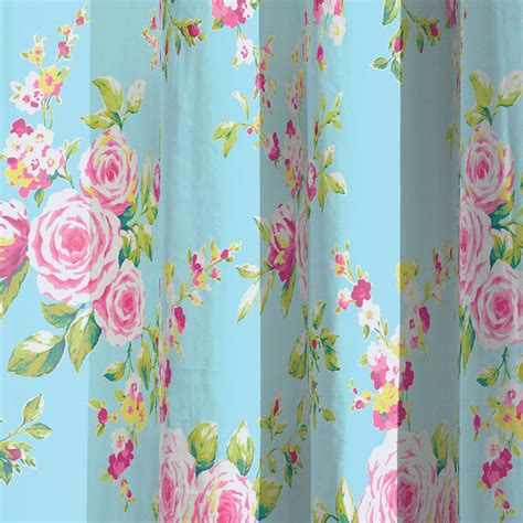 canterbury floral curtains catherine lansfield canterbury floral print shower curtain