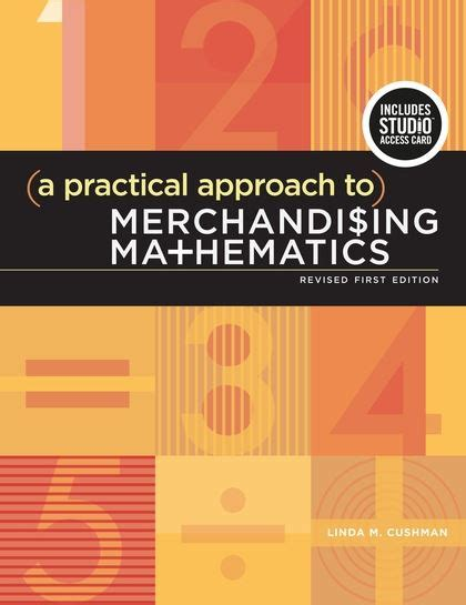 international retailing bundle book studio access card books a practical approach to merchandising mathematics revised