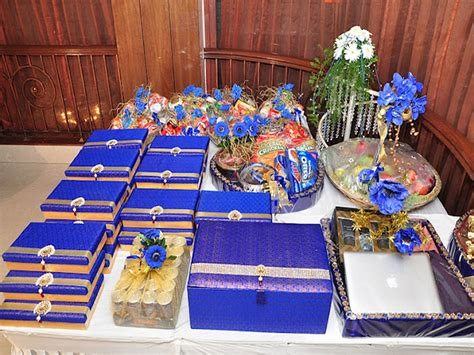 Wedding Gift Ideas India by Indian Wedding Gift Packing Ideas