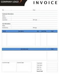 Microsoft Office Invoice Templates For Excel by Invoice Templates Microsoft And Open Office Templates