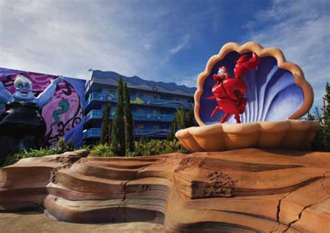 disney's art of animation resort | orlando limo ride blog