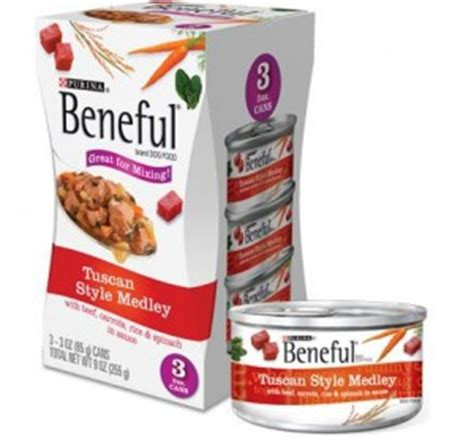 dog food coupons walmart beneful multipack 0 88 at walmart