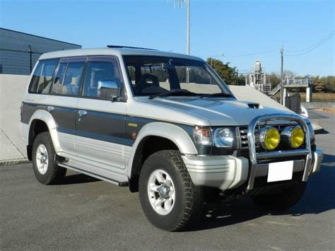 1993 mitsubishi pajero v46w for sale japan jpn
