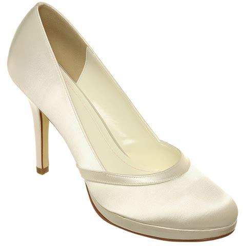 else merlot rainbow club platform bridal shoes wedding