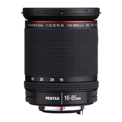 hd pentax da 16 85mm f/3,5~5,6 ed dc wr ricoh imaging