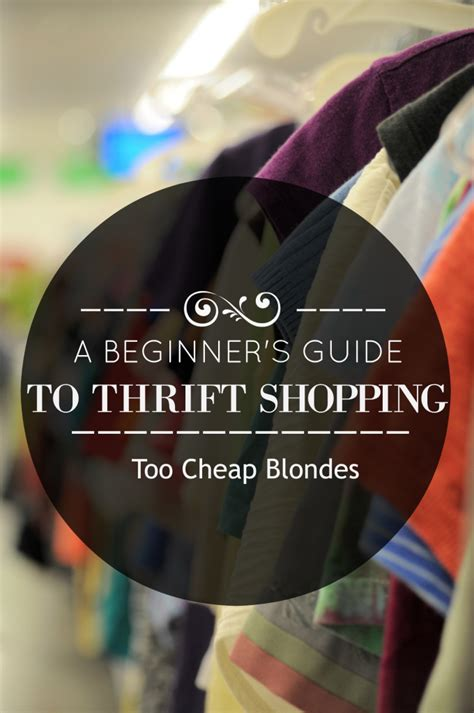 A Beginners Guide To Shops by A Beginner S Guide To Thrift Store Shopping Family Thrift