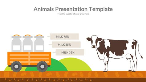 animals powerpoint template animals powerpoint presentation template by rengstudio