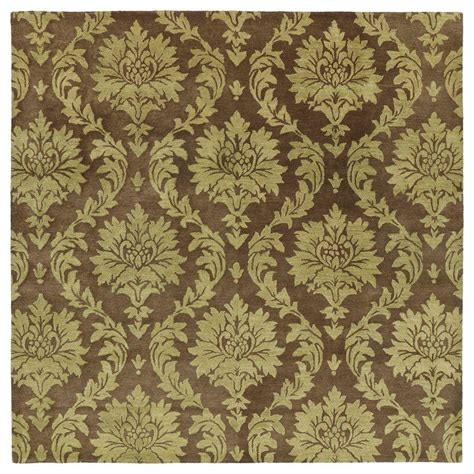 9x7 area rug kaleen soho brighton chocolate 7 ft 9 in x 7 ft 9 in square area rug 2501 40 7 9x7 9 the
