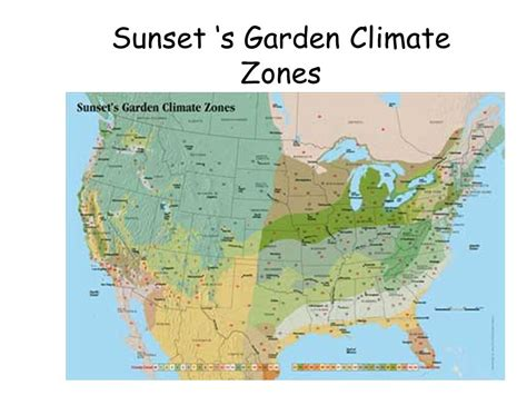 from the sunset western garden book ppt download