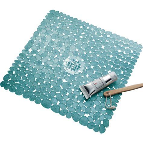 Interdesign Bath Mat by Interdesign Shower Mat Blue In Shower And Bath Mats
