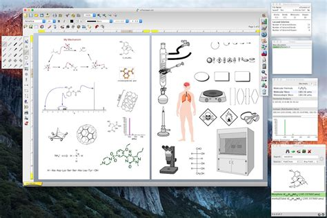 how to use chemdoodle chemdoodle mac