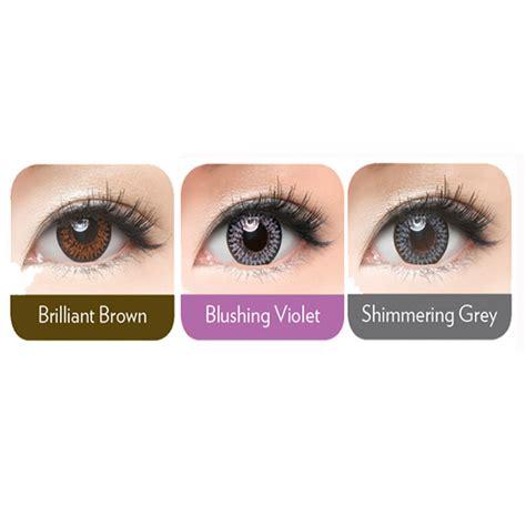 Shop Eye Colour Fusion freshkon daily disposables colour fusion series 10pcs