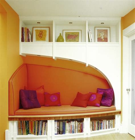 How To Make A Reading Nook In A Closet by Reading Nook Essentials Modern Literary Storage Ideas