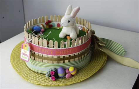 Handmade Easter Hats - an epic easter bonnet