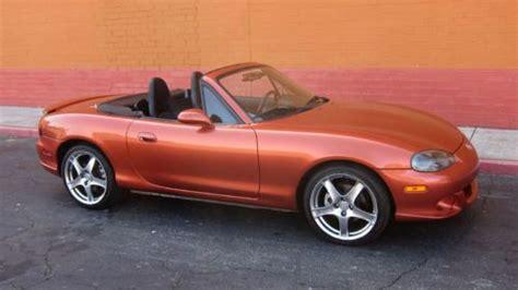 manual cars for sale 2005 mazda miata mx 5 auto manual sell used lava orange 2005 mazda mazdaspeed miata mx 5 gt msm w hardtop great condition nr in