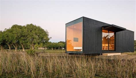mini archi prefab house mini modern fubiz media