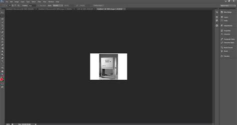 remove background resize crop of 5 image photoshop background