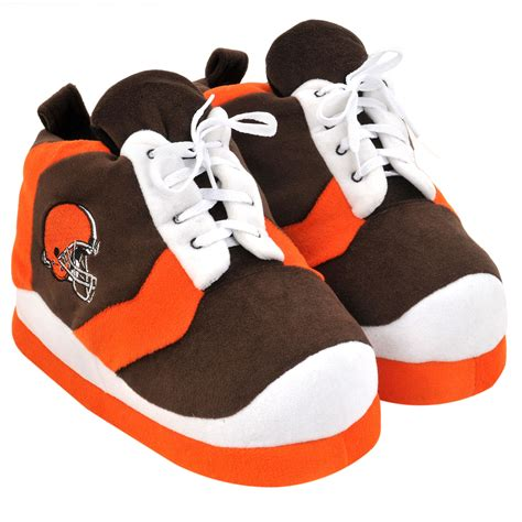 cleveland browns slippers sneakers galaxor store a mega store featuring