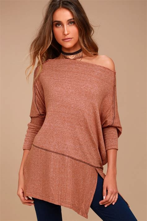 Free Top Free Londontown Top Dolman Top Ribbed Top