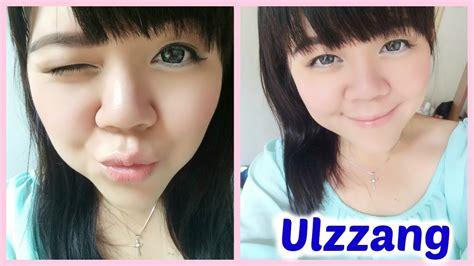 tutorial makeup korea youtube ulzzang look with aegyo sal makeup tutorial makeup ala